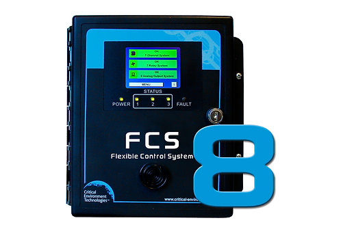 FCS-8 Flexible Control System (up to 8 Channels)