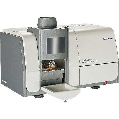 AAS 6000 Flame Atomic Absorption Spectrometer