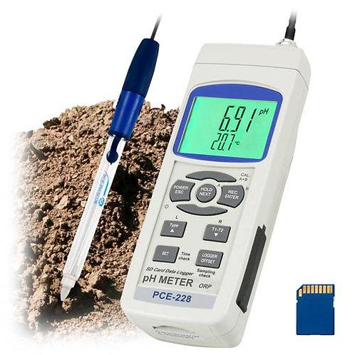 Slurry / Mud pH Meter 228SLUR