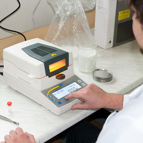 Absolute Moisture Meter MA 202