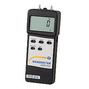 Differential Pressure Manometer 910