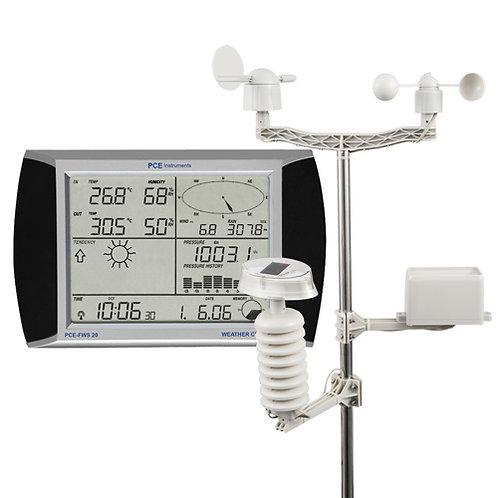 Weather Station FWS 20-1 |無線天氣監測站