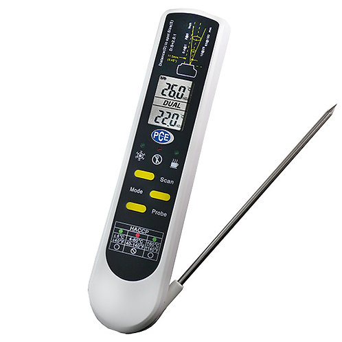 Contact / Non-Contact Food Thermometer IR 100