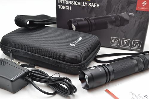 SL-27 Ex-Proof Flashlight | 充電式防爆電筒