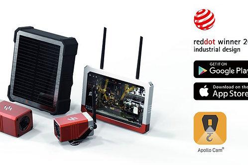 APOLLO M1 Wireless Crane Camera | 無線工業用監察儀 M1