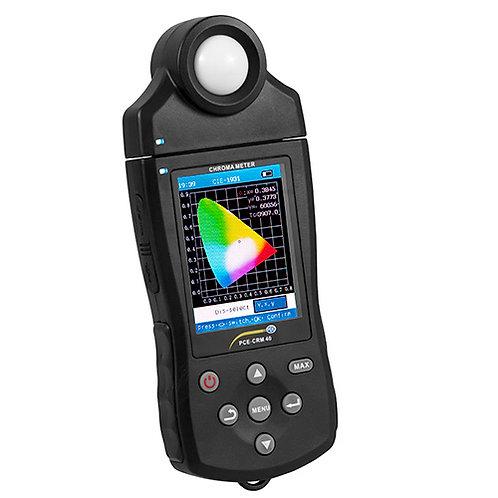 LED Spectrometer CRM 40