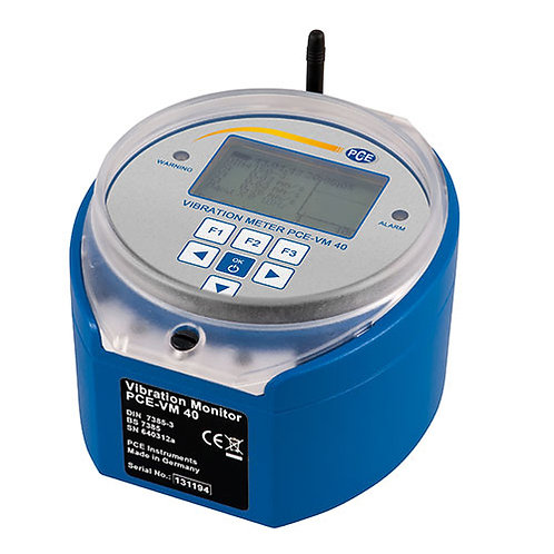Vibration Analyzer VM 40C