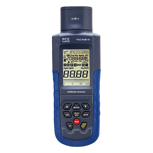 Radiation Detector  RAM 10