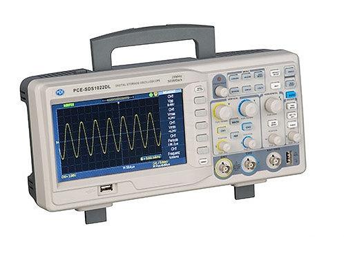 Oscilloscope SDS1022DL