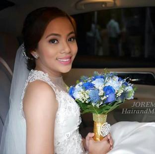 Tagaytay Wedding Hair and Makeup Artist, Manila, Laguna by  JOREMS