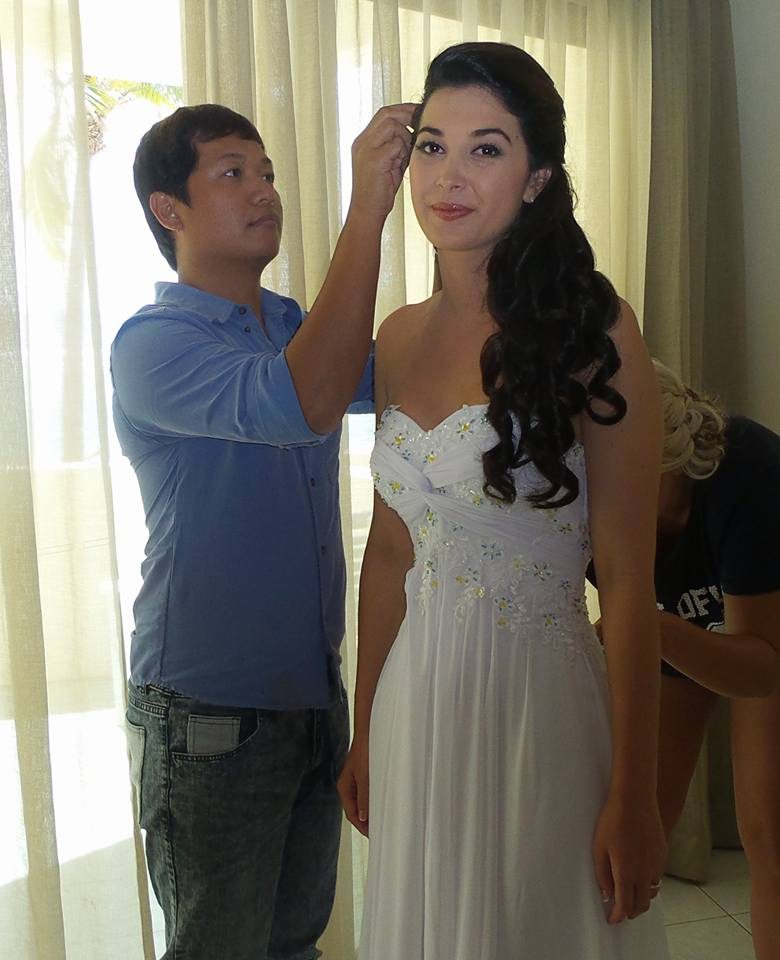 Bridal Hair & Makeup Artist PH