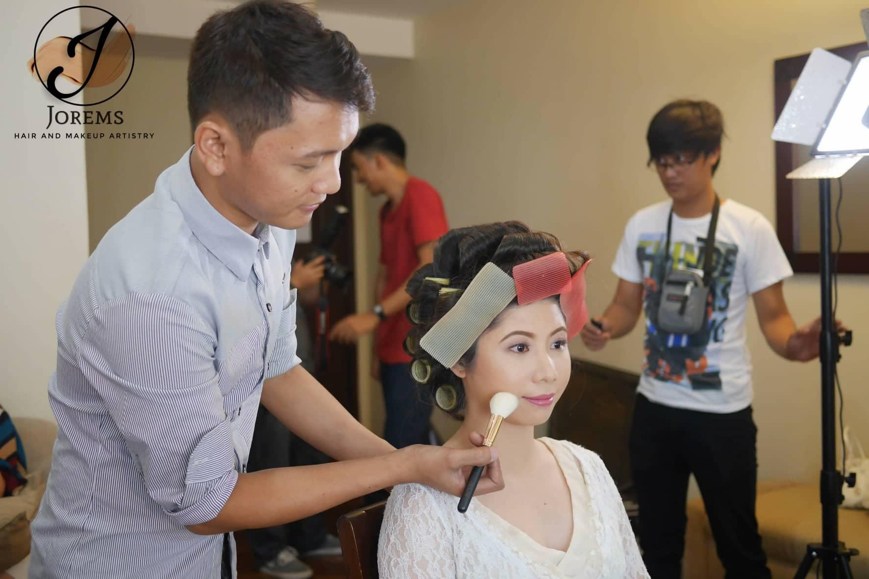 Wedding Hair & MakeupArtist Tagaytay
