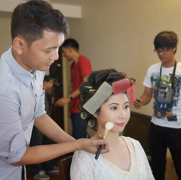 Bridal Makeup Artist Manila Ph | Jorems