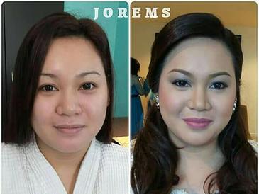 Tagaytay Wedding Makeup Artist | Bridal Makeup Artist