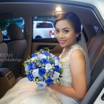 Wedding Hair and Makeup Artist Manila, Tagaytay, Cavite, by JOREMS