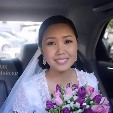 Bridal Makeup Artist, Tagaytay, Manila, Muntinlupa, Paranaque, Alabang, Cavite, Laguna by Jorems