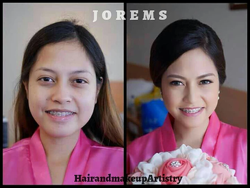 Wedding Makeup Artist Philippines | Bridal Makeup Manila by Jorems