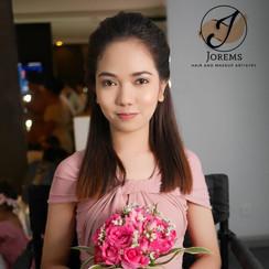 Makeup Artist Manila   Bridesmaids Makeup   Jorems