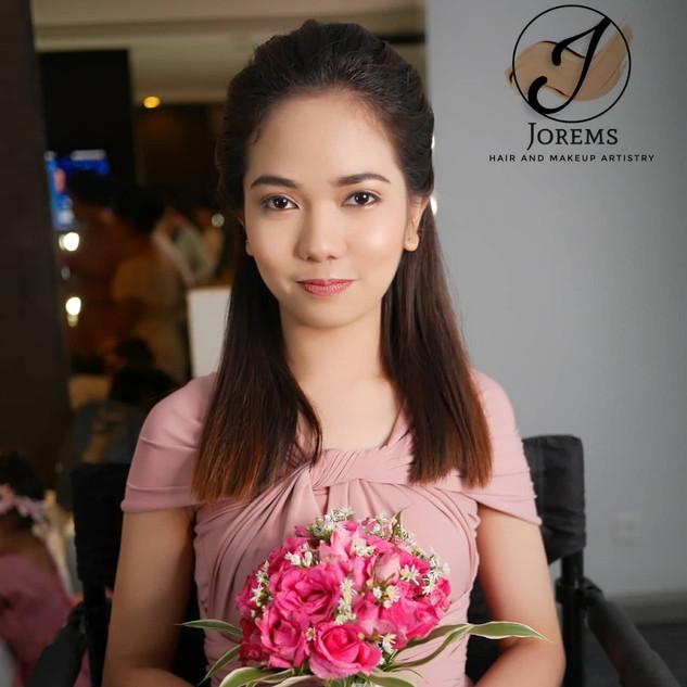 Makeup Artist Manila | Bridesmaids Makeup | Jorems