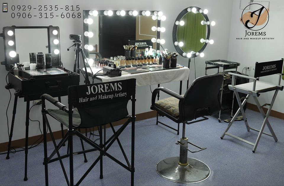 Jorems Hair and Makeup Artistry | Profes