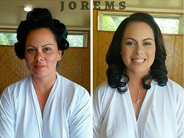 Tagaytay Wedding Makeup Artist| Bridal Makeup by Jorems