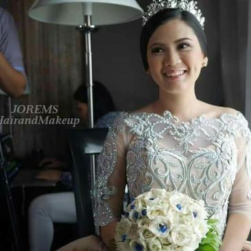 Tagaytay Bridal Hair and Makeup Artist,  Manila, byJorems