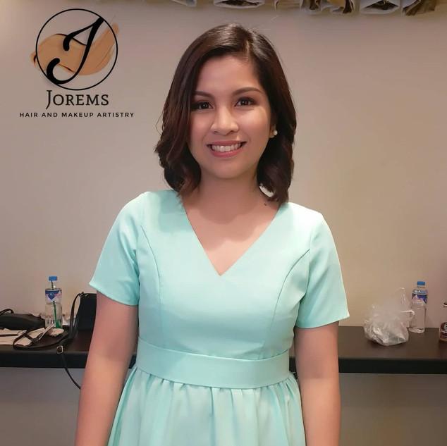 Airbrush Makeup Artist Manila | Bridesmaids Makeup | J