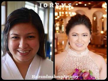 Wedding Makeup Artist Manila