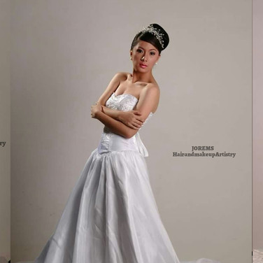 Bridal Hair and Makeup Manila Philippines by Jorems
