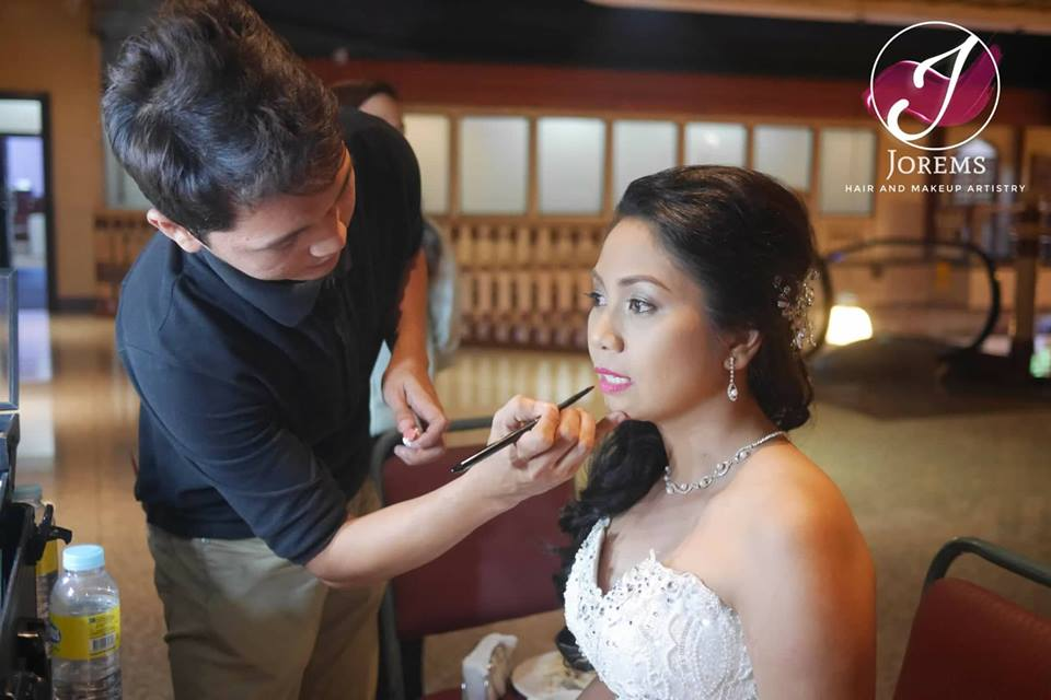 Tagaytay Wedding Makeup Artist