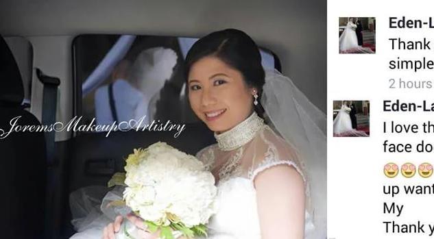 Tagaytay Wedding Makeup | Bridal Makeup Artist