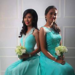 Bridesmaids Hair and Makeup Artist Ph   Jorems Hair and Makeup Manila