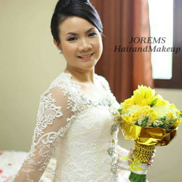 Wedding Makeup Artist Manila JOREMS