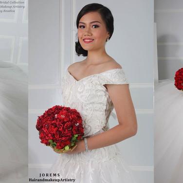 Tagaytay Wedding Hair and Makeup Artist, by Jorems
