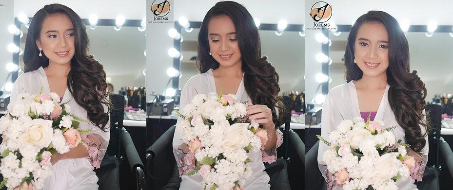 Jorems Wedding Hairandmakeup Tagaytay