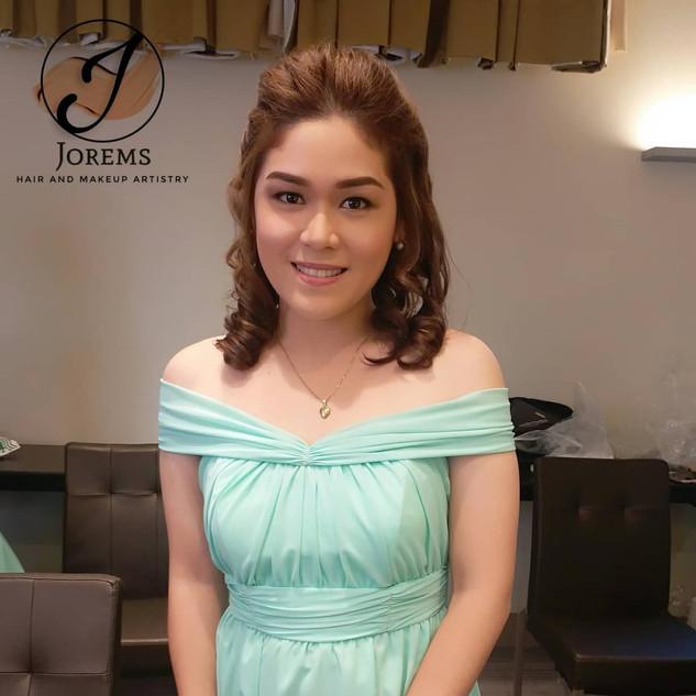Philippines Makeup Artist | Bridesmaids Makeup | Jorems