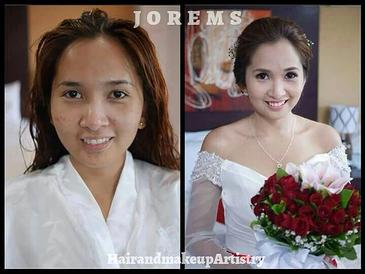 Bridal Makeup Artist Manila |Wedding Makeup Artist Cavite by Jorems|