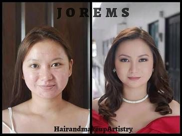 Makeup Artist Tagaytay | Wedding Makeup Manila