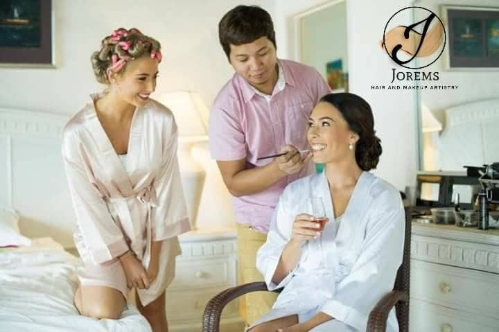 Bridal Hair & Makeup Artist Manila