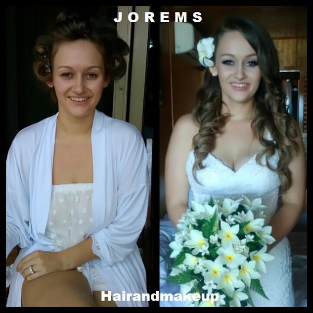 Jorems International Makeup Artist - Professional Makeup Artist Philippines
