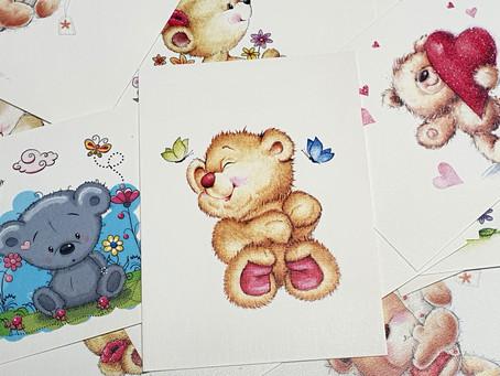Бумага недели Stromcard - лучшее для ваших открыток!