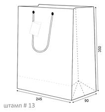Пакет А4 вертикальный