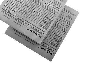 БСО, книги учета, удостоверения