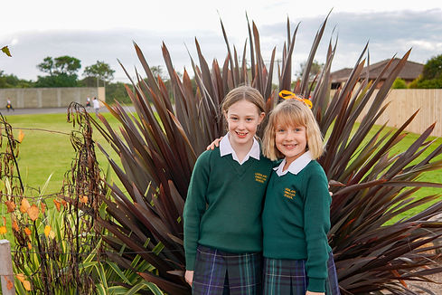Leighland Christian School Students