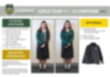 Uniform Explanation Handouts YEAR 1112 G