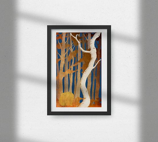 Aspen-The Fool: 5x7 Print