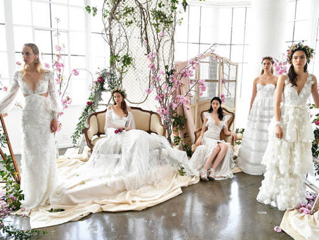 What does the Bridal Industry look like for 2020-2021?