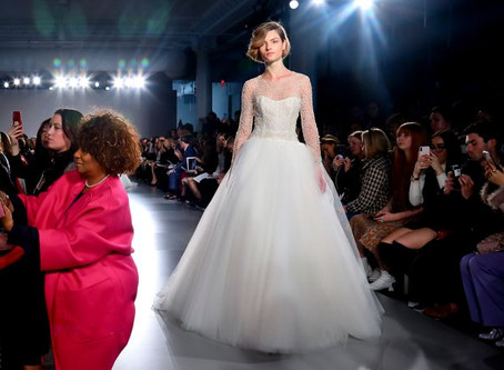 New York Bridal Fashion Week Highlights