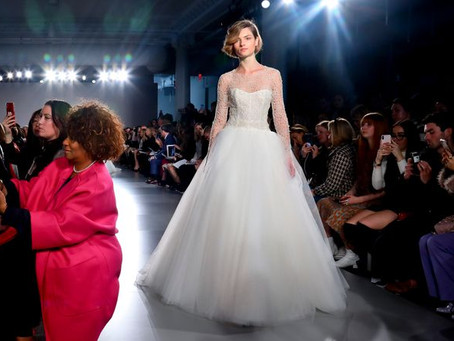 New York Bridal Fashion Week Highlights