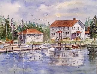 Valentas, Ken,_Coast Guard Grand Marais_ watercolor .jpeg